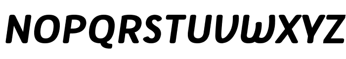 Tellural Alt Bold Italic Font UPPERCASE