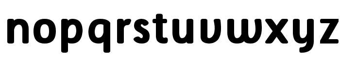 Tellural Alt Bold Font LOWERCASE