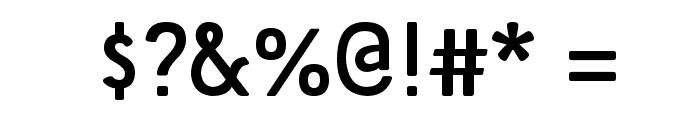 Tellural Alt Font OTHER CHARS