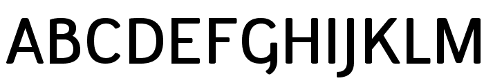 Tellural Font UPPERCASE