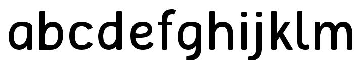 Tellural Font LOWERCASE