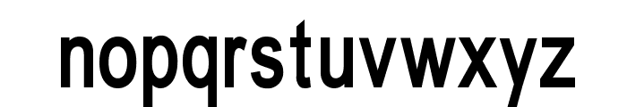 Tempest Font LOWERCASE