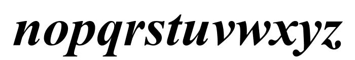 Tempo Esperanto Dika Kursiva Font LOWERCASE