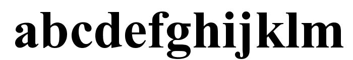Tempo Esperanto Dika Font LOWERCASE