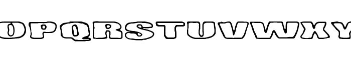 Tempo Minimo Bass Font LOWERCASE