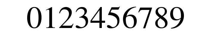 Tempora LGC Unicode Font OTHER CHARS