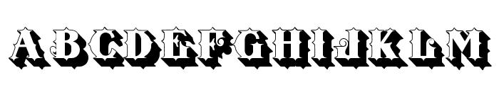 Tenderloin Font LOWERCASE
