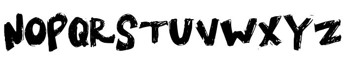 TentSale Font UPPERCASE
