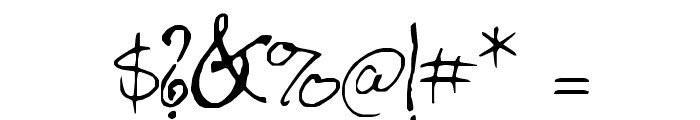 Terentino Font OTHER CHARS