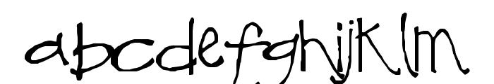 Terentino Font LOWERCASE