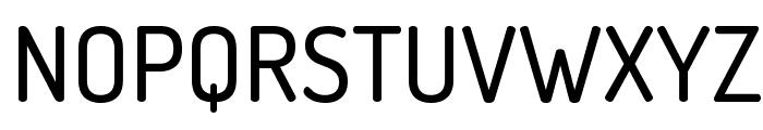 Terminal Dosis Medium Font UPPERCASE