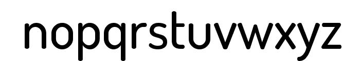 Terminal Dosis Medium Font LOWERCASE