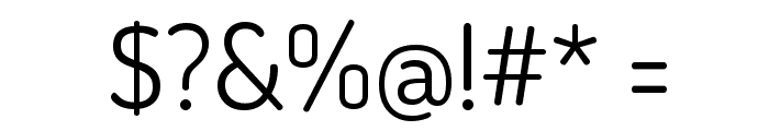 Terminal Dosis Regular Font OTHER CHARS