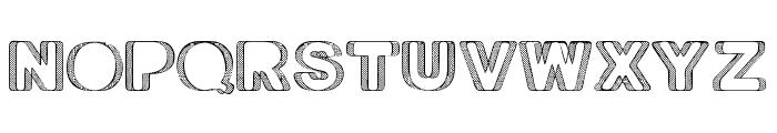 Territorio Font UPPERCASE
