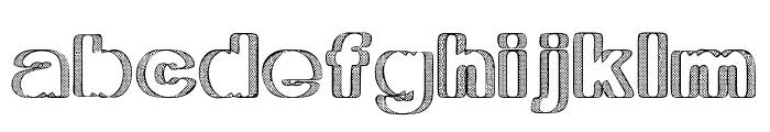 Territorio Font LOWERCASE