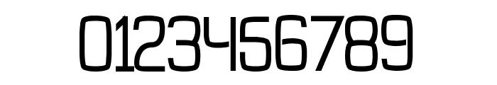 Tevegraphy Medium Font OTHER CHARS