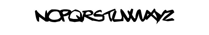 Texte d'?criture Lanfeust Font LOWERCASE