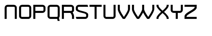 Tenby Seven Regular Font UPPERCASE
