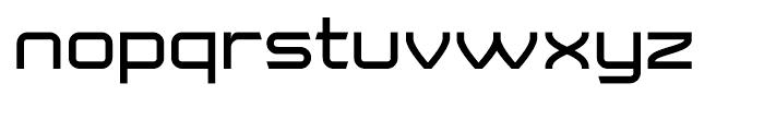 Tenby Seven Regular Font LOWERCASE