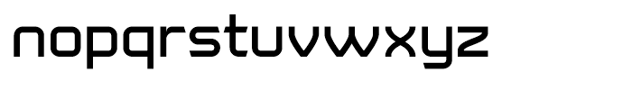 Tenby Six Regular Font LOWERCASE