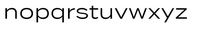 Termina Regular Font LOWERCASE