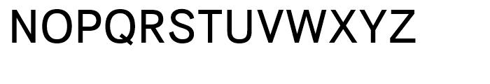 TextBook Regular Font UPPERCASE