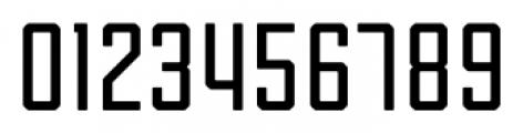 Tecnica Bold Alternate Font OTHER CHARS