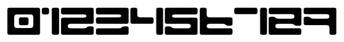 Teio Regular Font OTHER CHARS