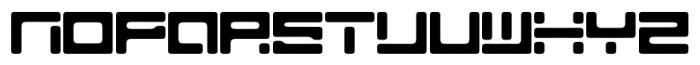 Teio Regular Font LOWERCASE