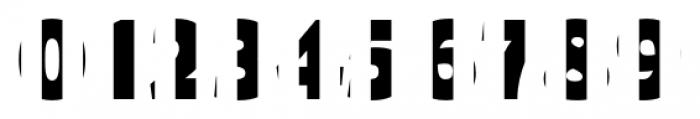 TextTile VstripeFfull Font OTHER CHARS