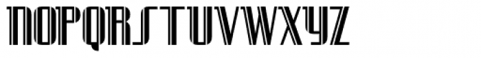 Tea Dance Font UPPERCASE