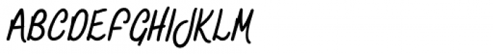 Teacher's Pet Bold Font UPPERCASE