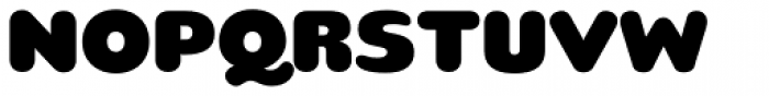 Teaspoon Regular Font UPPERCASE