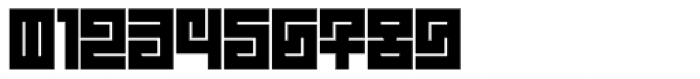 Technical Signature Bold Font OTHER CHARS