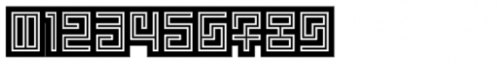 Technical Signature Mix Brand Font OTHER CHARS