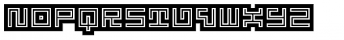 Technical Signature Mix Brand Font LOWERCASE