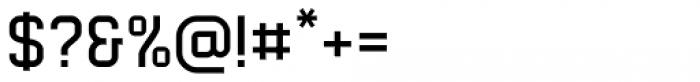 Technical Standard VP Regular Font OTHER CHARS
