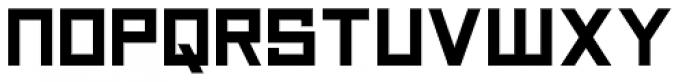 Technikolor Bold Font LOWERCASE