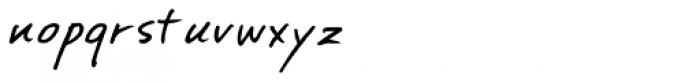 Tegami Font UPPERCASE