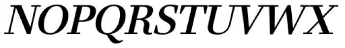 Teimer Italic Font UPPERCASE