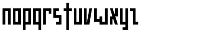 Teknobe Font UPPERCASE