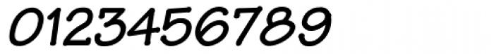 Tekton Bold Oblique Font OTHER CHARS