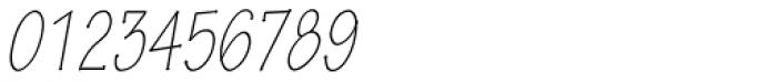 Tekton Pro Cond Light Obl Font OTHER CHARS