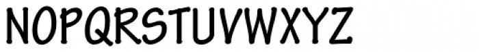 Tekton Pro Condensed Bold Font UPPERCASE