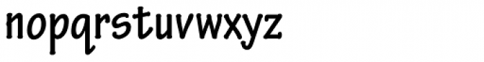 Tekton Pro Condensed Bold Font LOWERCASE