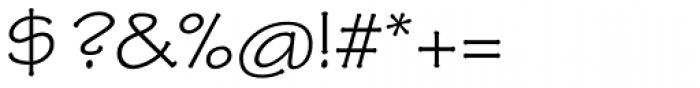 Tekton Pro Ext Regular Font OTHER CHARS