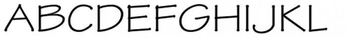 Tekton Pro Ext Regular Font UPPERCASE