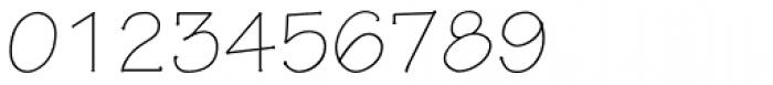 Tekton Pro Light Font OTHER CHARS