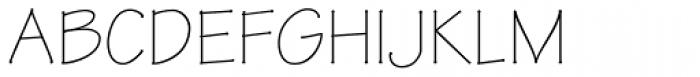 Tekton Pro Light Font UPPERCASE