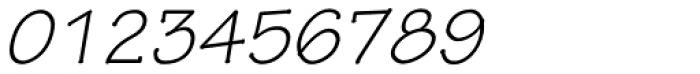 Tekton Pro Oblique Font OTHER CHARS